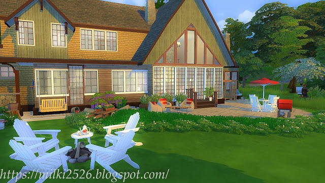 House by the woods at Milki2526 image 779 Sims 4 Updates