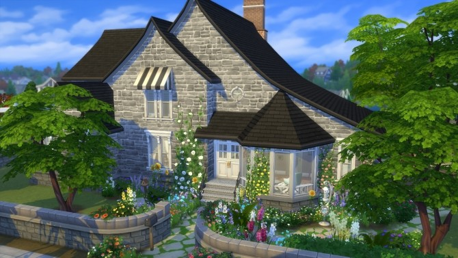 The Stone House by richrush at Mod The Sims image 784 670x377 Sims 4 Updates