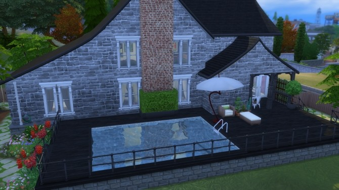 The Stone House by richrush at Mod The Sims image 794 670x377 Sims 4 Updates