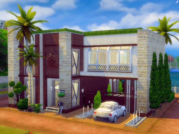 Lyndale house Nocc by sharon337 at TSR image 8101 Sims 4 Updates