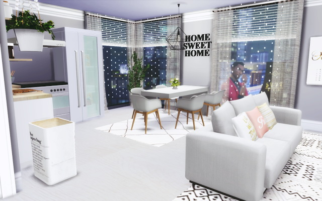 Court Apartment at MSQ Sims image 815 Sims 4 Updates