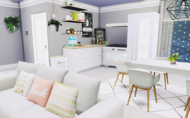 Court Apartment at MSQ Sims image 823 Sims 4 Updates