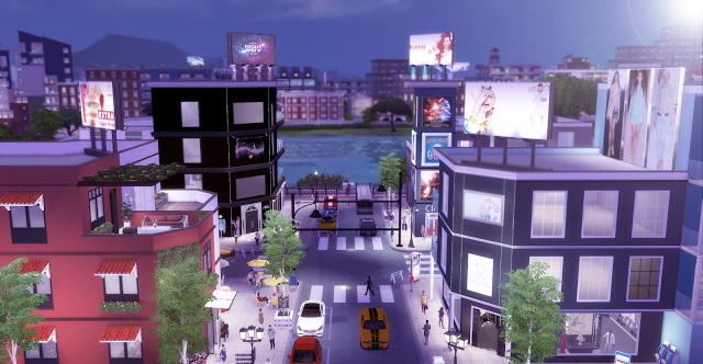 Centro Comercial San Myshuno at Lily Sims image 831 Sims 4 Updates