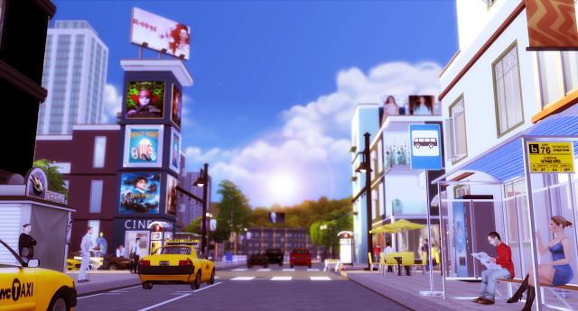 Centro Comercial San Myshuno at Lily Sims image 851 Sims 4 Updates