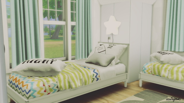 Triplets bedroom at Evey Sims image 861 Sims 4 Updates