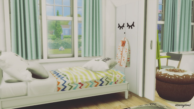 Triplets bedroom at Evey Sims image 871 Sims 4 Updates