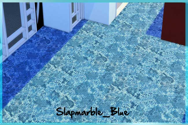 Marble Floors by sylvia60 at Blacky's Sims Zoo image 885 Sims 4 Updates
