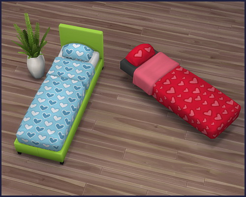 Mattress Love at CappusSims4You image 889 Sims 4 Updates