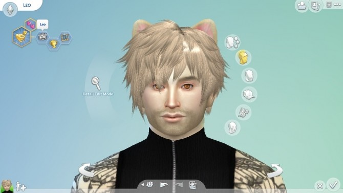 Sims 4 Leo Trait by Skellington at Mod The Sims