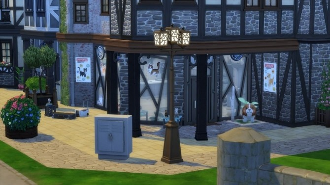 Little Old Town at Meryanes Sims image 9019 670x377 Sims 4 Updates