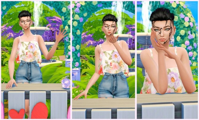 Kiss me posepack at Rethdis love image 902 670x405 Sims 4 Updates