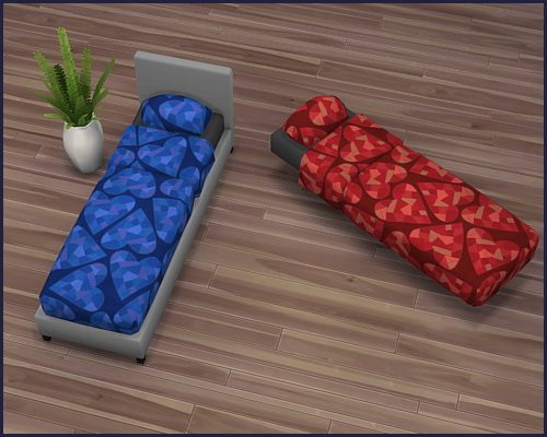 Mattress Love at CappusSims4You image 909 Sims 4 Updates