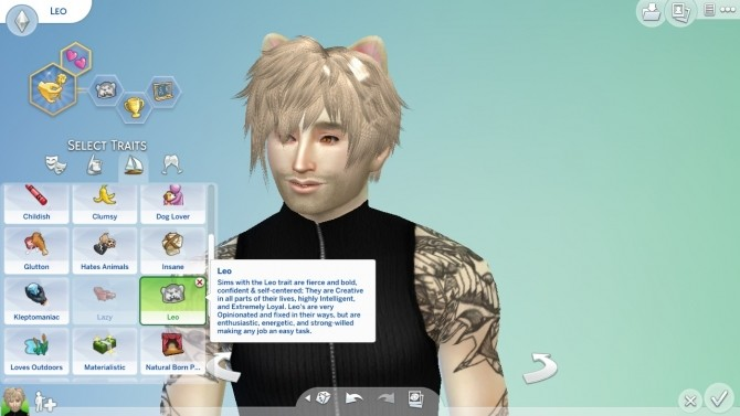 Leo Trait by Skellington at Mod The Sims image 91 670x377 Sims 4 Updates