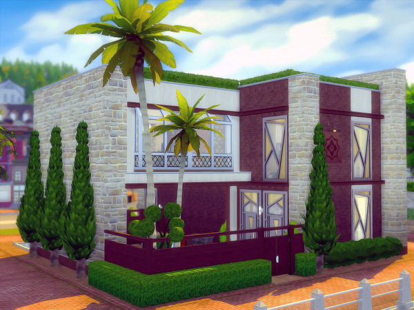 Lyndale house Nocc by sharon337 at TSR image 9100 Sims 4 Updates