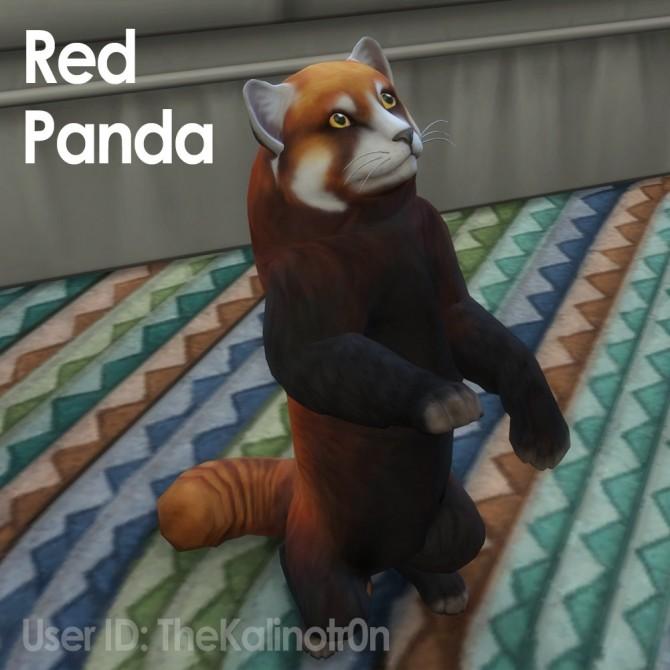 Cheetah, Desert Fox, Jackal, Red Panda, Lion, Bear, Polar Bear, Badger and Tiger at Kalino image 9110 670x670 Sims 4 Updates