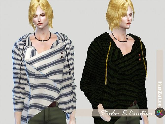 Giruto 47 Draped Neck top at Studio K Creation image 9113 670x502 Sims 4 Updates