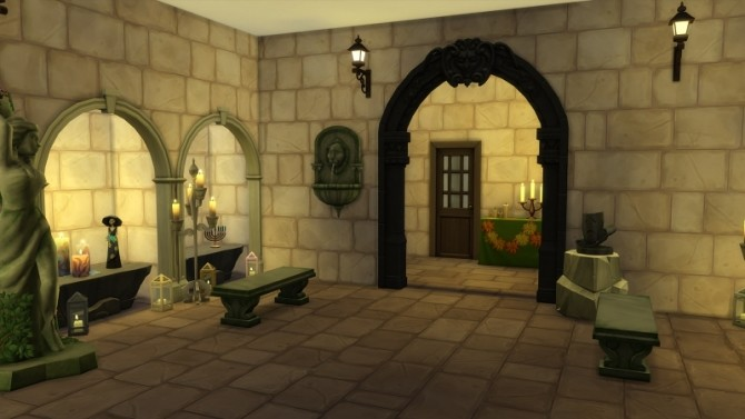 Little Old Town at Meryanes Sims image 9318 670x377 Sims 4 Updates