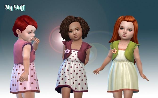 Dress Dots Conversion at My Stuff image 9611 670x416 Sims 4 Updates
