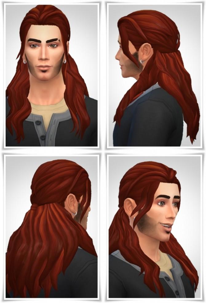 Ian's Half Up Hair at Birksches Sims Blog image 985 670x985 Sims 4 Updates