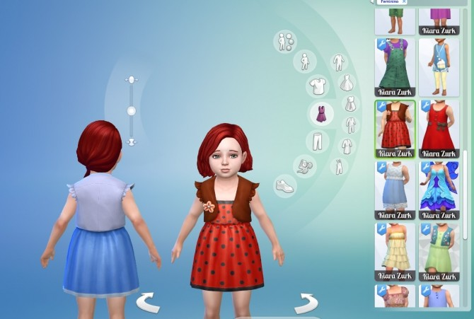 Dress Dots Conversion at My Stuff image 989 670x451 Sims 4 Updates