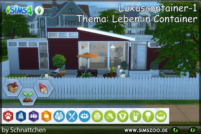 Luxus container 1 by Schnattchen at Blacky's Sims Zoo image 9911 Sims 4 Updates