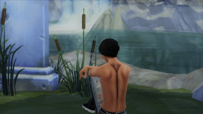 Tattoo Pack 1 at OceanRAZR image 10016 670x377 Sims 4 Updates