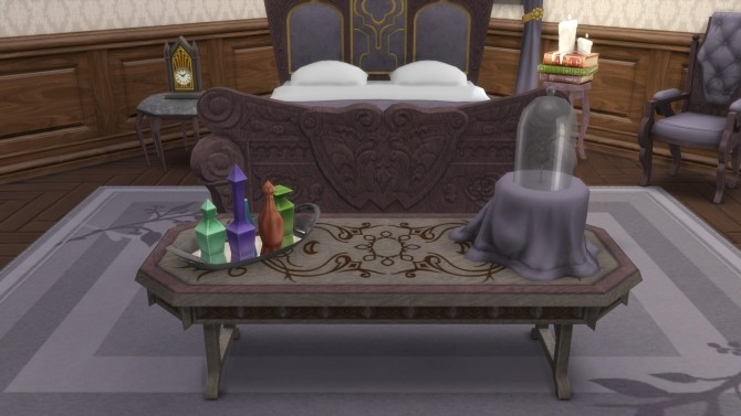 Gothic Set from TS3 by TheJim07 at Mod The Sims image 1048 670x377 Sims 4 Updates
