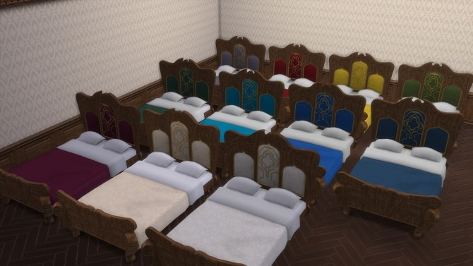 Gothic Set from TS3 by TheJim07 at Mod The Sims image 1068 670x377 Sims 4 Updates
