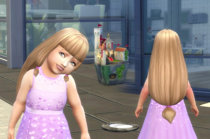 Lila Hair T at My Stuff image 10715 670x444 Sims 4 Updates