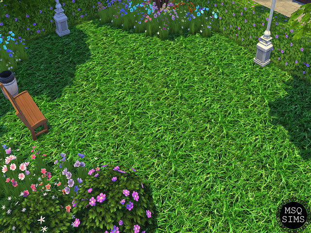 Realistic Grass at MSQ Sims image 10810 Sims 4 Updates