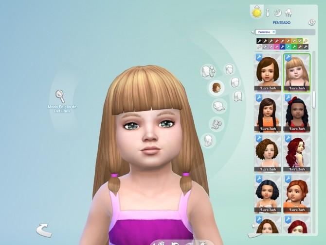Sims 4 Lila Hair T at My Stuff