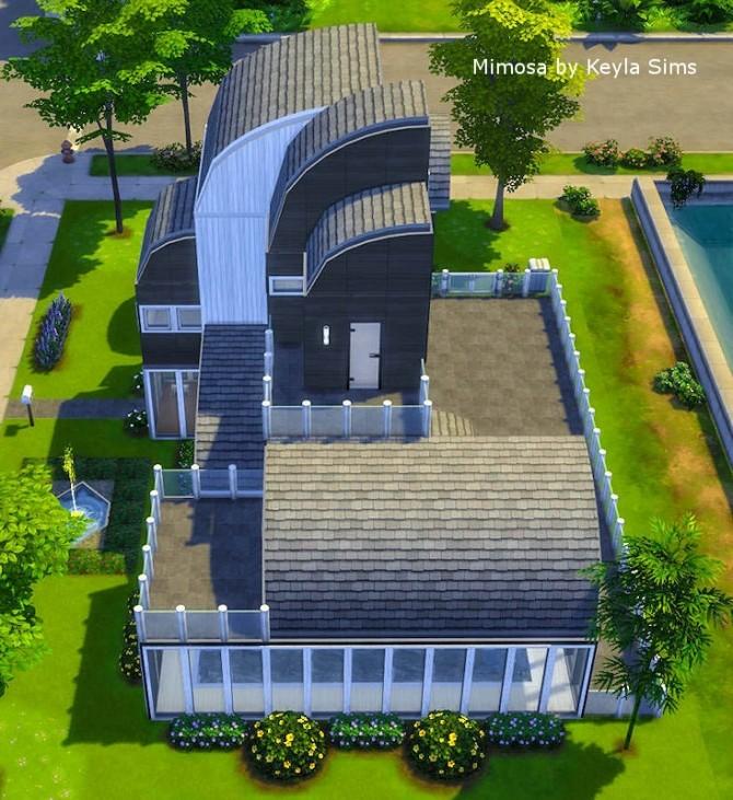 Sims 4 Mimosa house at Keyla Sims