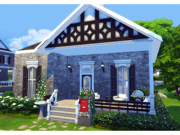 Willoughby house by Degera at TSR image 1129 Sims 4 Updates