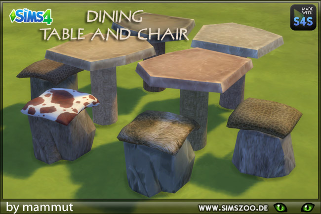 Old Age Dining by mammut at Blacky's Sims Zoo image 11512 Sims 4 Updates