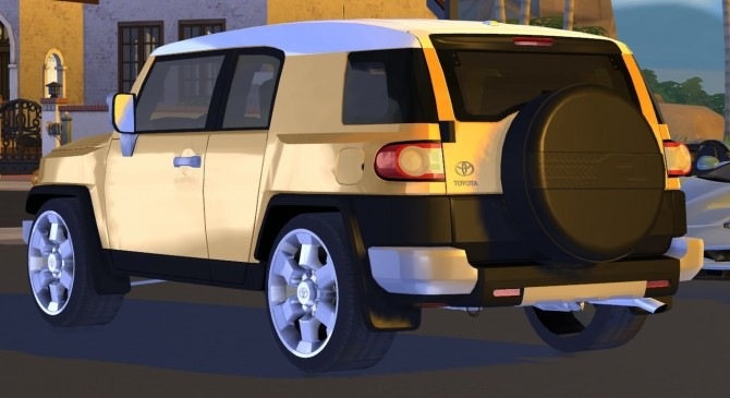 2012 Toyota FJ Cruiser at Tyler Winston Cars image 1206 670x365 Sims 4 Updates