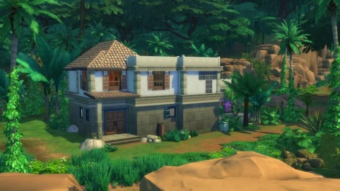 Casa Bella Amazon by SundaySims at Sims Artists image 12110 670x377 Sims 4 Updates