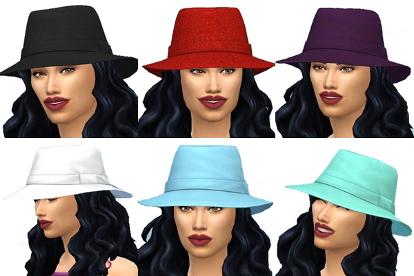 My Sunday Hat at Birksches Sims Blog image 12112 Sims 4 Updates
