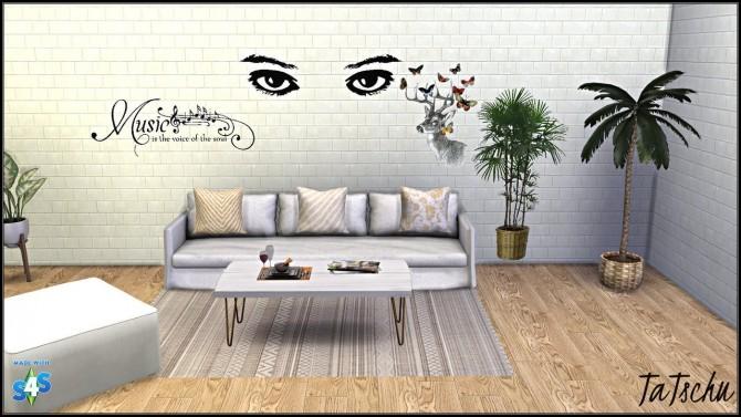 Wall Deco at TaTschu`s Sims4 CC image 12211 670x377 Sims 4 Updates