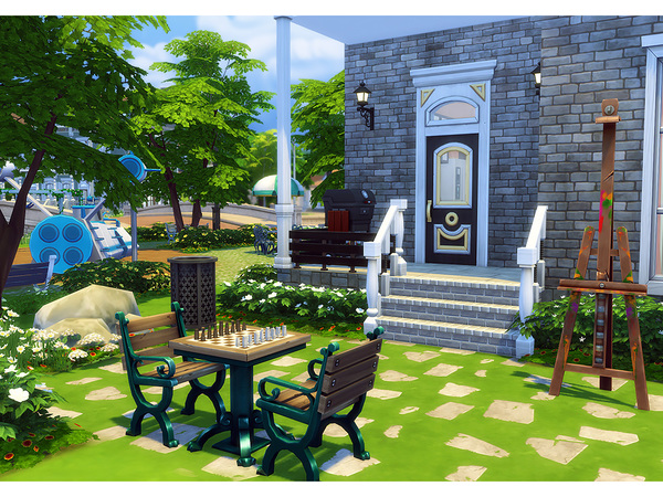 Willoughby house by Degera at TSR image 1228 Sims 4 Updates