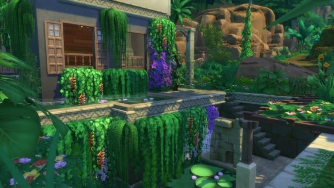 Casa Bella Amazon by SundaySims at Sims Artists image 1235 670x377 Sims 4 Updates
