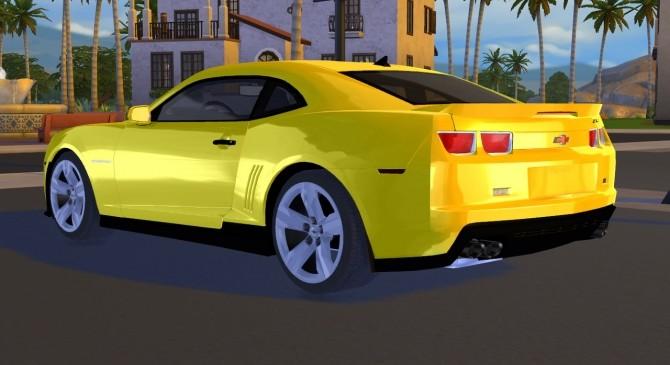 2012 Chevrolet Camaro ZL1 at Tyler Winston Cars image 1246 670x365 Sims 4 Updates