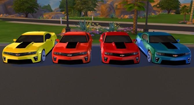 2012 Chevrolet Camaro ZL1 at Tyler Winston Cars image 1256 670x365 Sims 4 Updates