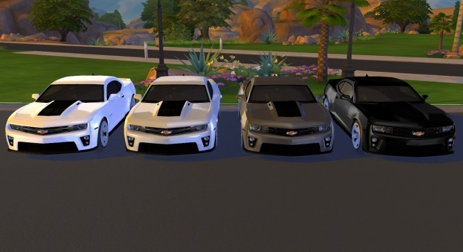 2012 Chevrolet Camaro ZL1 at Tyler Winston Cars image 1266 670x365 Sims 4 Updates
