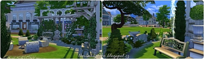 Bonheur des Animaux Veterinary clinic at Petka Falcora image 12910 670x196 Sims 4 Updates