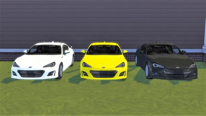Subaru BRZ at LorySims image 1301 670x377 Sims 4 Updates