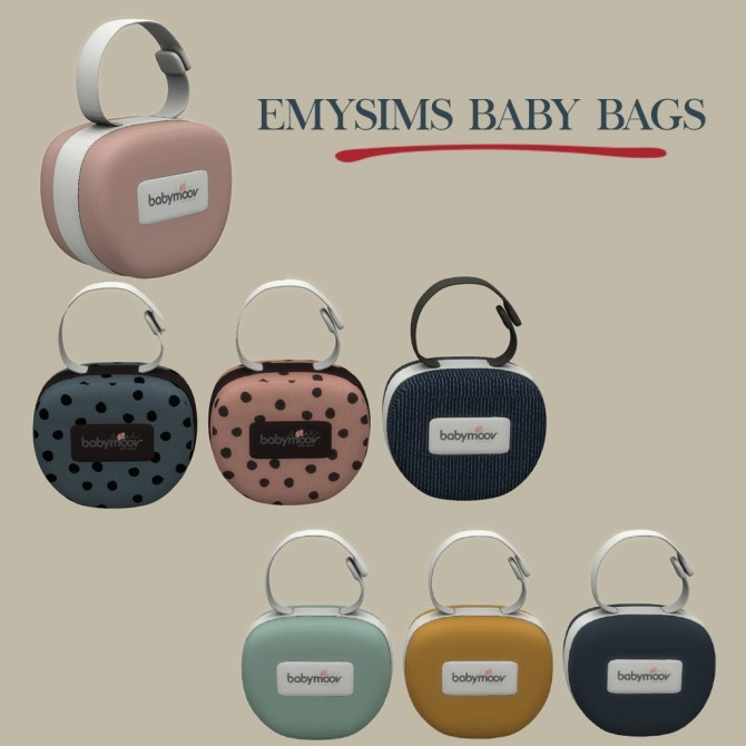 Decor Baby Bag at Leo Sims image 1307 670x670 Sims 4 Updates