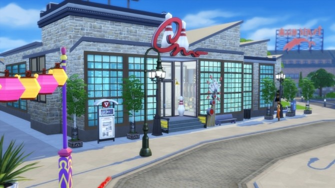 Bowling Roule ma boule by SundaySims at Sims Artists image 1316 670x377 Sims 4 Updates