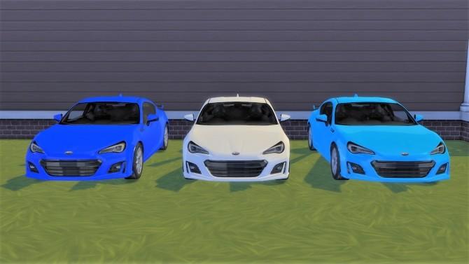 Subaru BRZ at LorySims image 1321 670x377 Sims 4 Updates