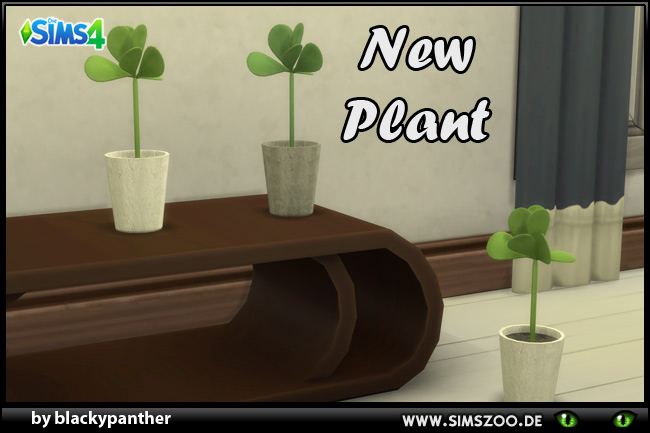 Sims 4 Plant 06 by blackypanther at Blacky's Sims Zoo