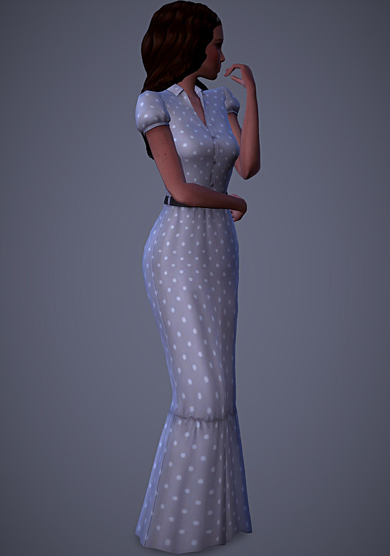 Charlotte Dress at Magnolian Farewell image 1333 Sims 4 Updates